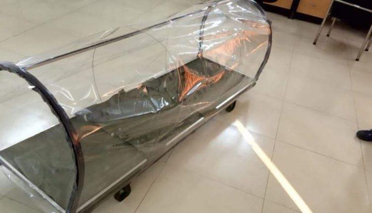 করোনা রোগীদের বহনে প্রস্তুত হচ্ছে বিমান বাহিনীর বিশেষ হেলিকপ্টার